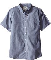 Rip Curl Kids - Ourtime Short Sleeve Shirt (Big Kids)