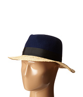 Kate Spade New York - Felt and Raffia Fedora