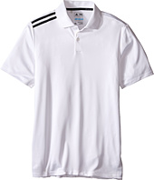 adidas Golf Kids - Climacool 3-Stripes Polo (Big Kids)