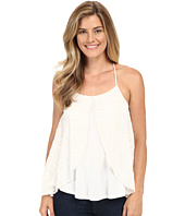 Stetson - Poly Knit Tank Top w/ Shifley Overlay