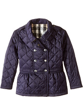 Burberry Kids - Portree Quilted Coat (Infant/Toddler)