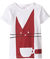 Burberry Kids - Tea Cat Tee (Infant/Toddler)