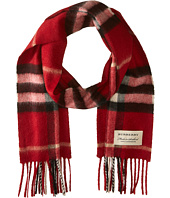 Burberry Kids - Exploded Check Cash Scarf (Little Kids/Big Kids)