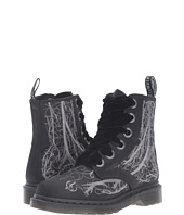 Dr. Martens - 1460 Vena Boot - Blood Vessel Silver Embroidery