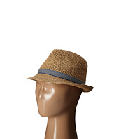 San Diego Hat Company Kids - Woven Paper Fedora Hat (Little Kids)