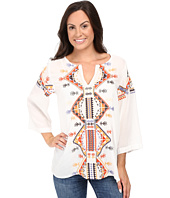 Roper - 0498 Rayon Tunic w/ Embroidery