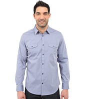 Calvin Klein - Infinite Cool Slim Fit Patch Pocket Dobby Shirt