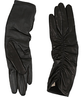 UGG - Ruched Novelty Leather Smart Gloves