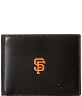 COACH - MLB Slim Billfold