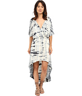 Gypsy05 - Dolman High-Low Tulip Dress