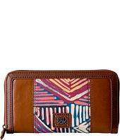 The Sak - Iris Zip Around Wallet