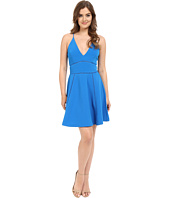 Adelyn Rae - Tank Top V Front Dress w/ Waist Detail