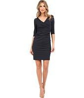 Nicole Miller - Sahar Short Sleeve Jersey Dress