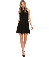Adelyn Rae - Lace Sleeveless Fit & Flare Dress