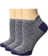 Smartwool - PhD Run Ultra Light Micro 3-Pair Pack