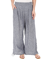 Miraclebody Jeans - Lil Cropped Wide Leg Pull-On Pants