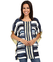 Miraclebody Jeans - Tonya Woven Tunic w/ Body-Shaping Inner Shell