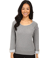 Jane & Bleecker - Embroidered Sweatshirt