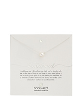 Dogeared - Bridesmaid White Pearl Necklace