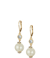 Kate Spade New York - Pearls of Wisdom Leverback Earrings