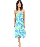 LAUREN Ralph Lauren - Cotton Lawn Maxi Gown