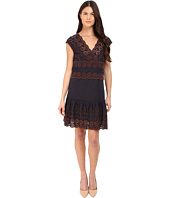 See by Chloe - Embroidered V-Neck Dress
