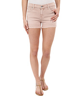 7 For All Mankind - Released Hem Shorts in Pink