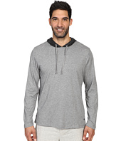 Tommy Bahama - Heather Cotton Modal Jersey Long Sleeve Hoodie