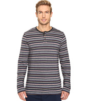 Tommy Bahama - Yarn-Dye Cotton Modal Jersey Long Sleeve Henley