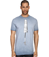 DSQUARED2 - Long Cool Fit Washed Out T-Shirt