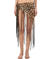Roberto Cavalli - Iconic Giaguaro Pareo Cover-Up