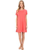Allen Allen - Short Sleeve Sweatshirt Dress