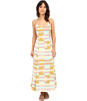 Mara Hoffman - Flag Stripe Tie Dress