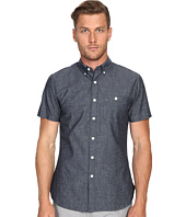 Todd Snyder - Short Sleeve Chambray Button Up