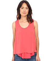 B Collection by Bobeau - Sydney Double Layer Tank Top