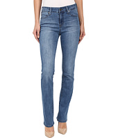 Liverpool - Sadie Straight Leg Jeans in Melbourne Light Blue