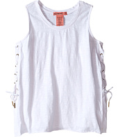 Blank NYC Kids - Sleeveless Lace-Up Tank Top (Little Kids/Big Kids)