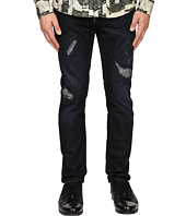 Just Cavalli - Resin Wash and Darning Denim