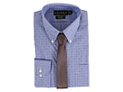 Glen Plaid Classic Button Down Shirt