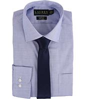 LAUREN Ralph Lauren - Pinpoint Spread Collar Classic Button Down Shirt