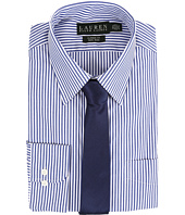LAUREN Ralph Lauren - Bengal Stripe Spread Collar Classic Button Down Shirt