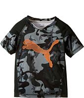 Puma Kids - Camo PUMA® Tee (Little Kids)