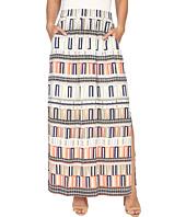 NIC+ZOE - Sahara Squares Skirt