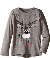 Carhartt Kids - Photoreal Deer Force Tee (Little Kids)