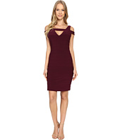 Adrianna Papell - Cold Shoulder Banded Dress