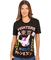 DSQUARED2 - Fighters Kanji Screen Renny Fit Tee