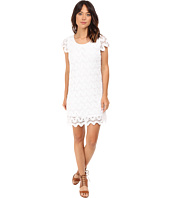 ONLY - Selma Cap Sleeve Lace Dress Woven