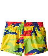 Dsquared2 Kids - Camouflage Shorts (Little Kids/Big Kids)