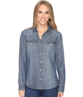 Stetson - Denim Western Blouse