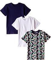 Trimfit - Trimfit Dino Camo Cotton T-Shirts 3-Pack (Toddler/Little Kids/Big Kids)